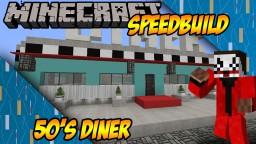 Minecraft 50's Diner