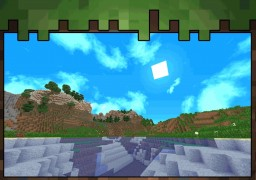 Custom sky and Clear water (Optifine needed)