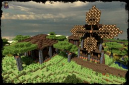 A Windmill Bundle In Mejis Style 1.3  [DOWNLOAD] Minecraft