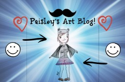 Paisley Art Bloggie (SUPER UPDATE!!) Minecraft Blog
