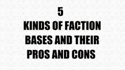 5 types of faction bases and their pros and cons Minecraft Blog Post