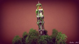 Baroque Clock Tower Minecraft Map & Project