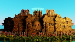 [Deep App] Palace Of Lost Souls By MrBatou  [Cinematic]-[Download] Minecraft