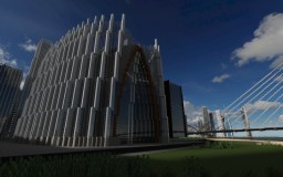 Murata Cathedral Minecraft Project