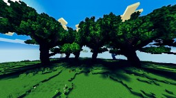 Building Map - Tenki Minecraft Project