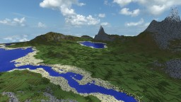 Build an Empire - Athion Contest Map Terrain Minecraft Project