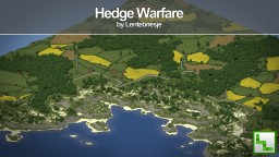 Hedge Warfare Minecraft Map & Project