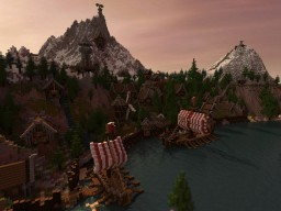 Viking Village [DOWNLOAD SOON] Minecraft