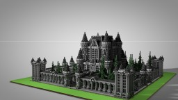 Stone castle (Faction Spawn) Minecraft Project
