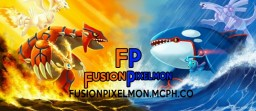 Fusion Pixelmon Minecraft Server