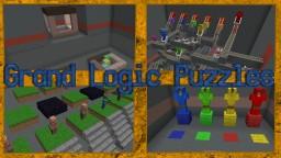 Grand Logic Puzzles Minecraft