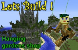 Hanging gardens faction shop Minecraft Map & Project