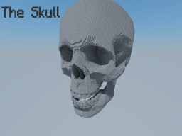 The Skull - [High Detail] Minecraft Map & Project