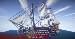 H.M.S. Ligeia's Melody Minecraft Map & Project