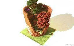 Broken Pot Minecraft Project