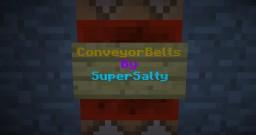 Conveyor Belts | Vanilla | 1.7 & Up | Minecraft Map & Project