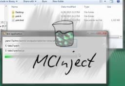 MCInject .Net Library