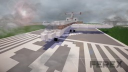 Ferex | Business Jet Minecraft Project