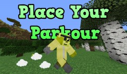 """Place Your Parkour"" Map Playthrough! Minecraft Blog"