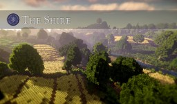 The Shire Minecraft Project