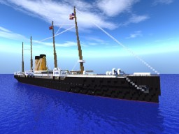 RMS Germanic Minecraft