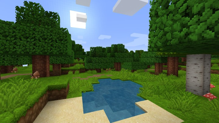 screenforest9079525 [1.9.4/1.8.9] [32x] A Brush More Colour Texture Pack Download