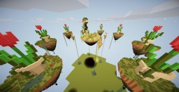 Flower Island - SkyWars map Minecraft Map & Project