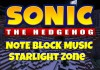 Sonic the Hedgehog Note Block Music - Starlight Zone