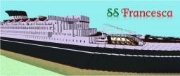 SS Francesca Minecraft Map & Project