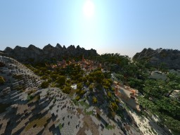 Aksumite Empire (11500 BC- ancient Civilzations on Display)S01E02 Minecraft Map & Project