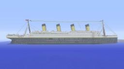 RMS Titanic Minecraft Project