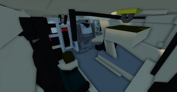 M1A2s Interior