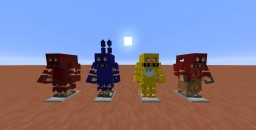 Five Nights at Freddy's 4 resource pack