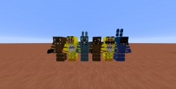 Five Nights at Freddy's 2 resource pack Minecraft Texture Pack
