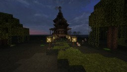 Tia Dalma's Hut Minecraft Map & Project