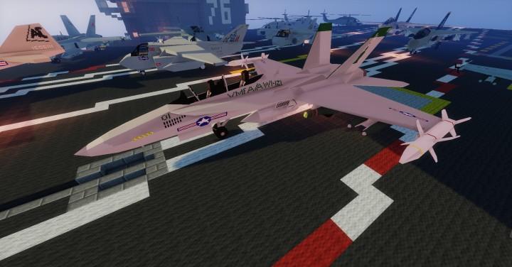 FA-18D