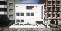 ERA cafe Minecraft Map & Project