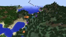 Extreme Parkour Minecraft Map & Project