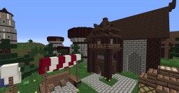Town of WindShire Minecraft Map & Project