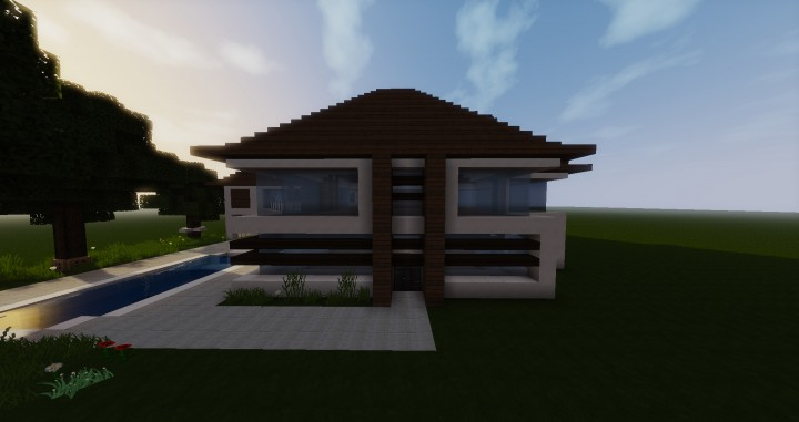 3 diamonds for Medium modern house