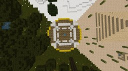The Hunger Games [PLAYABLE][PVP] Minecraft Map & Project