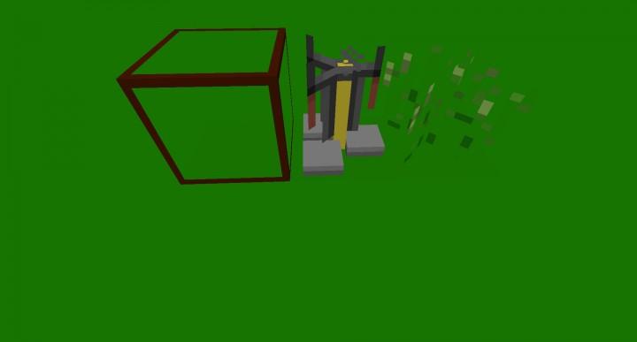Glass, Brewing Stand, Tall Grass