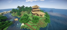 The Island Hangout Minecraft Map & Project