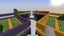 Extreme SKYWARS Minecraft