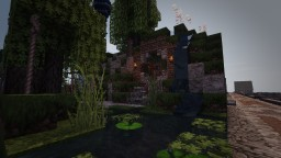 Small plot (15x15) hobbit hole build inspiration Minecraft Project