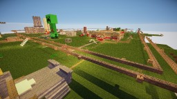 old city/ contains alot of stuff Minecraft Map & Project