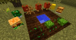 [1.8] One Command  - Tomatoes, Lettuce, Cheese, Salad, Sandwhiches, and Hamburgers Minecraft Map & Project