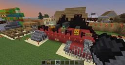 Parque de atracciones Minecraft Map & Project