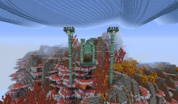 Fishman island from one peice (My Version) Minecraft Map & Project