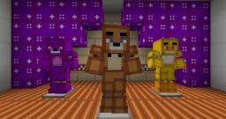 Five Nights at Freddy's 2.0 Minecraft Texture Pack